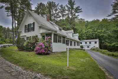 New Boston Single Family Home Active Under Contract: 82 Lull Road