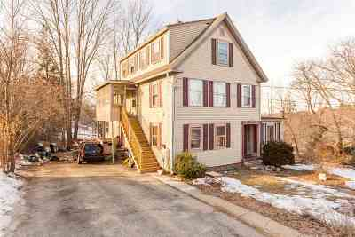 Somersworth Multi Family Home For Sale: 3 Lincoln Street