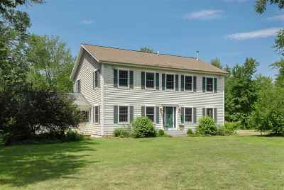 Canterbury Single Family Home For Sale: 60 New Road