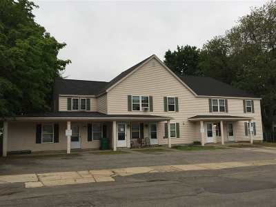 Rochester Multi Family Home For Sale: 29 Chestnut Street