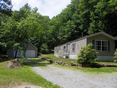 Bradford Single Family Home For Sale: 2097 State Route 103