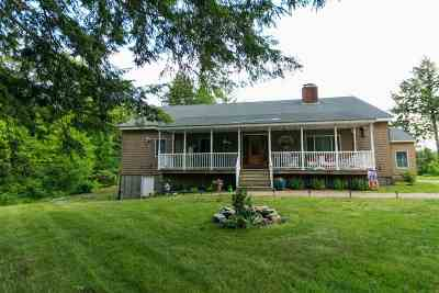 Belknap County, Carroll County, Cheshire County, Coos County, Grafton County, Hillsborough County, Merrimack County, Rockingham County, Strafford County, Sullivan County Single Family Home For Sale: 724 White Oaks Road