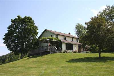 Pittsford Single Family Home For Sale: 422 Vt Route 3
