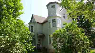 Franklin County Multi Family Home Active Under Contract: 13 Diamond Street