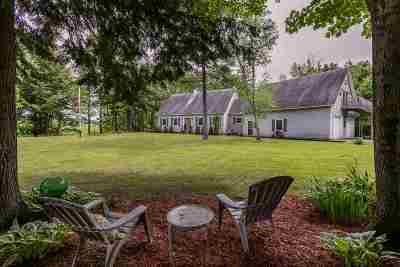Newbury Single Family Home For Sale: 6521 Route 5