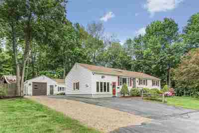 Somersworth Single Family Home For Sale: 55 Buffumsville Road