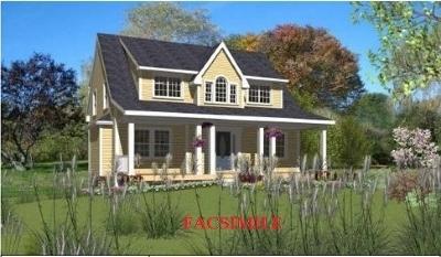 Epsom Single Family Home For Sale: Lot 4-8 Windsor Road