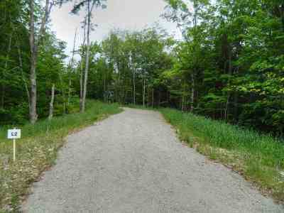 Underhill Residential Lots & Land For Sale: 109 Pleasant Valley Road #2