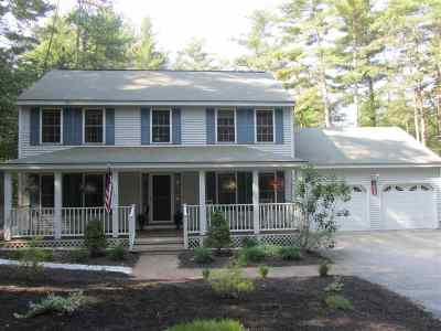 Amherst Single Family Home Active Under Contract: 1 Cricket Hill Drive