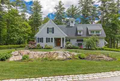 Dover Single Family Home For Sale: 18 Wisteria Drive