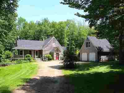 Campton Single Family Home Active Under Contract: 290 Lower Beech Hill Road