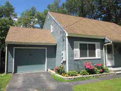 Hooksett Condo/Townhouse For Sale: 46a Dale Road