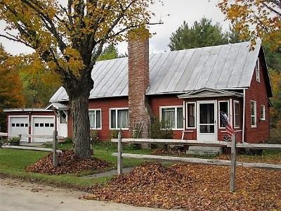 Groton Single Family Home Active Under Contract: 1080 Seyon Pond Road