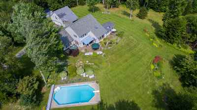 Stowe Single Family Home For Sale: 151 Mill Lane