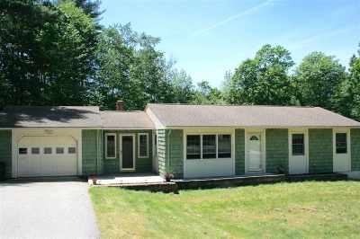 Somersworth Single Family Home For Sale: 124 Rocky Hill Road