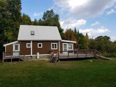 Newark Single Family Home For Sale: 2422 Abbott Hill Road
