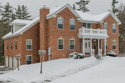 Bedford Single Family Home For Sale: 12 Mill Stone Terrace