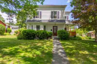 Portsmouth Single Family Home Active Under Contract: 60 Sapphire Street