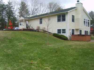 Castleton Single Family Home For Sale: 239 Hart Towers Road