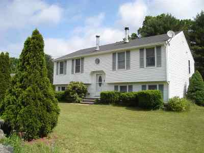 Newmarket Single Family Home Active Under Contract: 4 Lita Lane