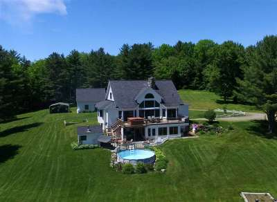 Caledonia County Single Family Home For Sale: 299 Maple Lane