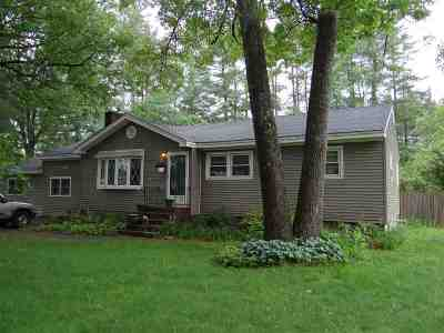 Windham Single Family Home For Sale: 2 Moeckel Road