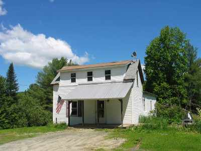 Groton Single Family Home For Sale: 39 Pine Street