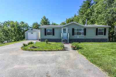Weare Single Family Home For Sale: 59 Hoit Mill Road