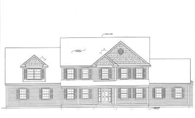 New Boston Single Family Home For Sale: Lot 32 Foxberry