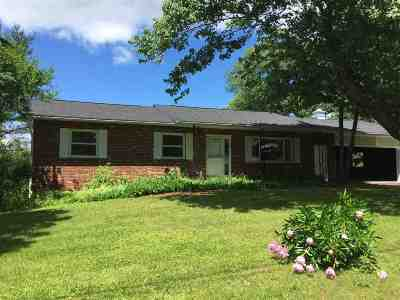 Montpelier Single Family Home For Sale: 252 Grandview Terrace