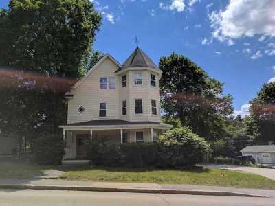 Milford Single Family Home For Sale: 339 Nashua Street Street