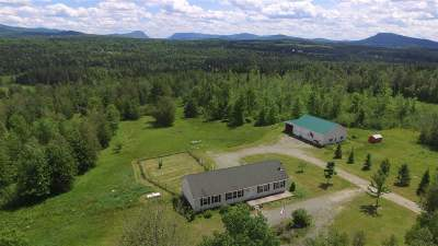 Orleans County Single Family Home For Sale: 1828 Ticehurst Road