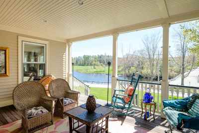 York Single Family Home For Sale: 74-78 River Road