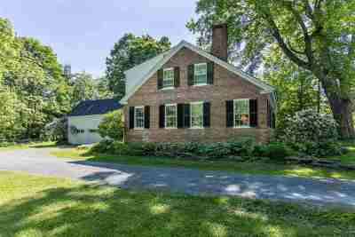 Norwich Single Family Home For Sale: 38 Church Street