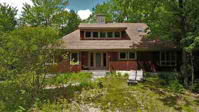 Sandwich Single Family Home For Sale: 247 North Sandwich Road