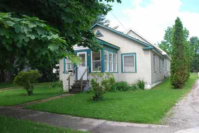 St. Albans City Single Family Home For Sale: 72 North Elm Street