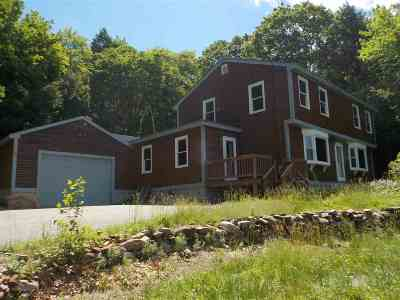 Weare Single Family Home Active Under Contract: 56 Bartlett Drive