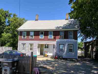 Nashua Multi Family Home Active Under Contract: 6-8 Robinson Ct Court