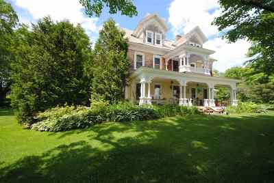 Whiting Single Family Home For Sale: 6492 Vt Route 100 South