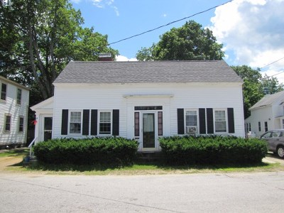 Exeter Single Family Home For Sale: 6 Maple Street