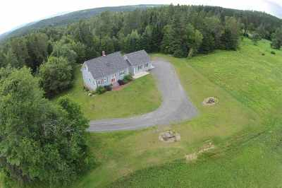 Caledonia County Single Family Home For Sale: 46 Guys View