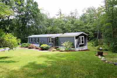 Concord Single Family Home Active Under Contract: 24 Snow Pond Road