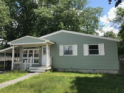Nashua Single Family Home For Sale: 8 Brewster Street