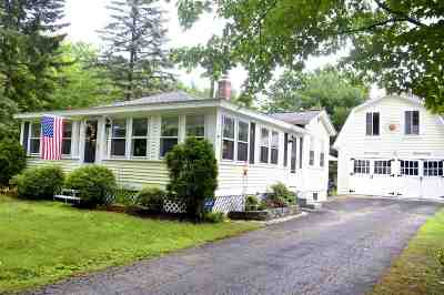 Concord Single Family Home Active Under Contract: 3 Mitchell Street