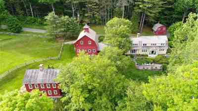 Woodstock Single Family Home For Sale: 327 Fletcher Schoolhouse Road