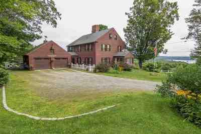 Belknap County Single Family Home For Sale: 4 Huse Road