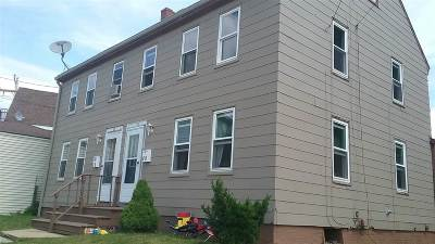 Somersworth Multi Family Home For Sale: 38 Franklin Street #38 &