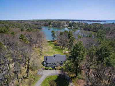 Kittery Single Family Home For Sale: 32 Crockett Neck Road
