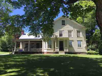 Franklin Single Family Home For Sale: 4959 Main Street
