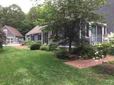Newbury Single Family Home For Sale: 91 Southgate Road